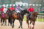 February 17, 2020: Villainous (7) with jockey David Cohen aboard during the Southwest Stakes at Oaklawn Racing Casino Resort in Hot Springs, Arkansas on February 17, 2020. Ted McClenning//Eclipse Sportswire/CSM