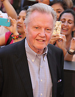 JON VOIGHT 6-17-2013<br /> at the movie opening ''World War Z''<br /> in Times Square 6-17-2013<br /> Photo By John Barrett/PHOTOlink