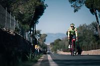 Jasper Stuyven (BEL/Trek-Segafredo) during a solo ride at the Trek-Segafredo Mallorca training camp <br /> <br /> January 2018