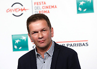 "French director Gael Morel poses during a photo call to present the movie ""Prendre le large"" (""Catch the wind"") during the international Rome Film Festival at Rome's Auditorium, 29 October 2017.<br /> UPDATE IMAGES PRESS/Riccardo De Luca"