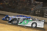 Feb 12, 2011; 9:07:55 PM; Gibsonton, FL., USA; The Lucas Oil Dirt Late Model Racing Series running The 35th annual Dart WinterNationals at East Bay Raceway Park.  Mandatory Credit: (thesportswire.net)