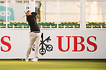 Jason Scrivener of Australia tees off the first hole during the 58th UBS Hong Kong Open as part of the European Tour on 08 December 2016, at the Hong Kong Golf Club, Fanling, Hong Kong, China. Photo by Marcio Rodrigo Machado / Power Sport Images