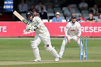 Ryan Higgins in batting action for Gloucestershire during Essex CCC vs Gloucestershire CCC, LV Insurance County Championship Division 2 Cricket at The Cloudfm County Ground on 5th September 2021