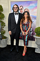 """LOS ANGELES, USA. June 11, 2019: Kyle Newacheck & Marisa Newacheck at the premiere of """"Murder Mystery"""" at Regency Village Theatre, Westwood.<br /> Picture: Paul Smith/Featureflash"""