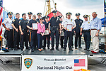 Pier 17 National Night Out NYPD