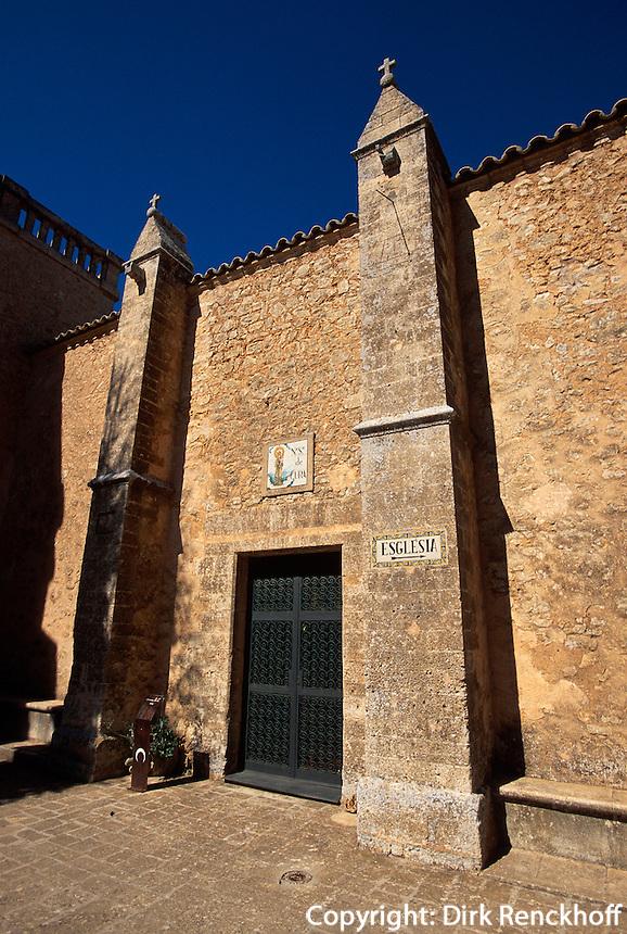 Spanien, Mallorca, Santuari de Cura