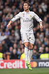 Cristiano Ronaldo of Real Madrid during the match Real Madrid vs Napoli, part of the 2016-17 UEFA Champions League Round of 16 at the Santiago Bernabeu Stadium on 15 February 2017 in Madrid, Spain. Photo by Diego Gonzalez Souto / Power Sport Images