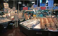 Seattle: Pike Place Market.  Photo '86.