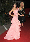 Lea Michele leaving The 68th Annual Golden Globe Awards held at The Beverly Hilton Hotel in Beverly Hills, California on January 16,2011                                                                               © 2010 DVS / Hollywood Press Agency