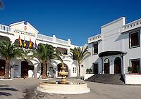 Rathaus in San Bartolome, Lanzarote, kanarische Inseln, Spanien