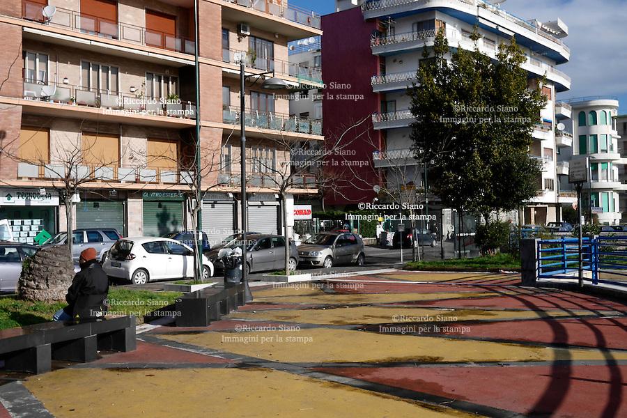 - NAPOLI 5 MAR  2014 -  Via Manzoni 182