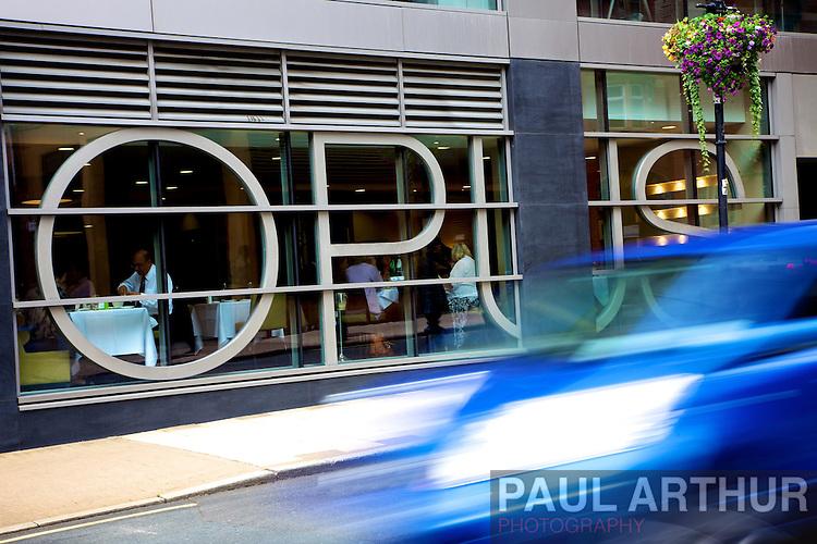 Opus Restaurant, Birmingham