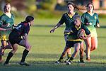 NELSON, NEW ZEALAND - College Rugby: Waimea Girls v Nayland Girls, Wednesday 23rd June 2021. Waimea College, Nelson, New Zealand. (Photos by Barry Whitnall/Shuttersport Limited)