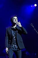 OCT 05 Jamie Cullum performing at The Palladium, London