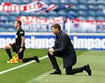 25.10.2020 Rangers v Livingston: Steven Gerrard