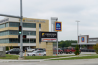 USA, Nebraska, Lincoln, Aldi Food Market, Supermarket, a branch of german Aldi Brothers