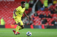 Joel Valencia of Brentford in action during Manchester United vs Brentford, Friendly Match Football at Old Trafford on 28th July 2021