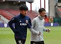 Soccer: International friendly: Japan 1-1 Mali