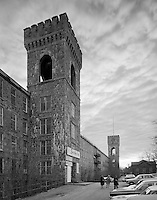 Royal Mill, Riverpoint, RI textile mill.  Now converted to apartments. (part of Warwick, RI)