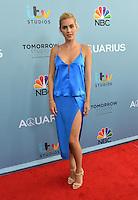 Claire Holt @ the 'season 2 NBC premiere of 'Aquarius' held @ the Paley Center. June 16, 2016