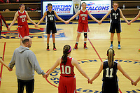 2015 SHPS Panther Girls Varsity Basketball