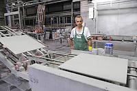 - GresLab di Scandiano (Reggio Emilia), cooperativa per la produzione di piastrelle in gres porcellanato e smaltato per pavimenti<br /> <br /> - Greslab of Scandiano (Reggio Emilia), cooperative for the production of glazed  porcelain stoneware tiles for floors