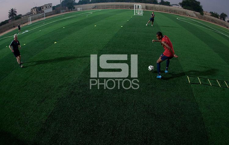 U.S. Under-17 Men Training  Kano, Nigeria