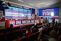 USMNT Training, Sao Paulo FC, Thursday, June 19, 2014