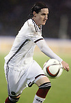 Germany's Rudy during international friendly match.November 18,2014. (ALTERPHOTOS/Acero)
