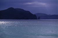 New Zealand,  December 1994  ..New Zealand Bay of Islands Russell..Photo Kees Metselaar