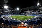 Real Madrid's stadium Santiago Bernabeu after Champions League 2016/2017 Round of 16 1st leg match. February 15,2017. (ALTERPHOTOS/Acero)