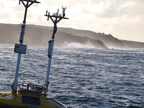 The Irish Marine Data Buoy Observation Network (IMDBON) has provided crucial data for weather forecasting and safety at sea for the past 20 years