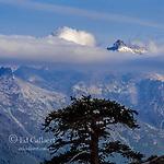 Sawtooth Peak, Trinity Alps Wilderness, Shasta-Trinity National Forest, California