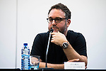 American director Colin Trevorrow during a press conference at Festival de Cine Fantastico de Sitges in Barcelona. October 08, Spain. 2016. (ALTERPHOTOS/BorjaB.Hojas)