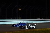 Ed Jones, Chip Ganassi Racing Honda, Josef Newgarden, Team Penske Chevrolet