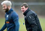 St Johnstone Training…06.04.18   McDiarmid Park, Perth<br />Manager Tommy Wright pictured enjoying training this morning ahead of tomorrow's game against Motherwell<br />Picture by Graeme Hart.<br />Copyright Perthshire Picture Agency<br />Tel: 01738 623350  Mobile: 07990 594431