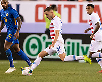PHILADELPHIA, PA - JUNE 30: Tyler Boyd #21 during a game between Curaçao and USMNT at Lincoln Financial Field on June 30, 2019 in Philadelphia, Pennsylvania.