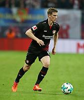 Lars Bender      <br /> 1. Bundesliga /  2017/2018 / 09.04.2018 / RB Leipzig RBL vs. Bayer 04 Leverkusen 180409046 /        *** Local Caption *** © pixathlon<br /> Contact: +49-40-22 63 02 60 , info@pixathlon.de