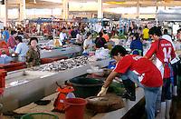 Phuket Market Indoors