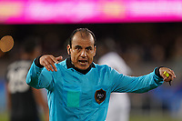 SAN JOSE, CA - MARCH 7: Referee Baldomero Toledo during a game between Minnesota United FC and San Jose Earthquakes at Earthquakes Stadium on March 7, 2020 in San Jose, California.
