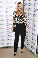 Danielle Armstrong<br /> arriving at James Ingham's Jog On To Cancer, in aid of Cancer Research UK at The Roof Gardens in Kensington, London. <br /> <br /> <br /> ©Ash Knotek  D3248  12/04/2017