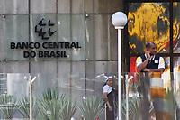 SÃO PAULO, SP, 18.03.2020 - Economia-SP - Sede do Banco Central do Brasil, na Avenida Paulista, em São Paulo, nesta quarta-feira, 18. O Comitê de Política Monetária (Copom) do Banco Central (BC) faz hoje a segunda reunião do ano para definir a taxa Selic, atualmente em 4,25% ao ano. (Foto Charles Sholl/Brazil Photo Press/Folhapress)