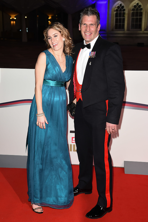 Amy Williams<br /> at the Millies 2016, Guildhall, London.<br /> <br /> <br /> ©Ash Knotek  D3212  14/12/2016