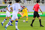 Mark Milligan of Australia (C) in action during the AFC Asian Cup UAE 2019 Round of 16 match between Australia (AUS) and Uzbekistan (UZB) at Khalifa Bin Zayed Stadium on 21 January 2019 in Al Ain, United Arab Emirates. Photo by Marcio Rodrigo Machado / Power Sport Images