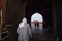India, New Delhi, temple.