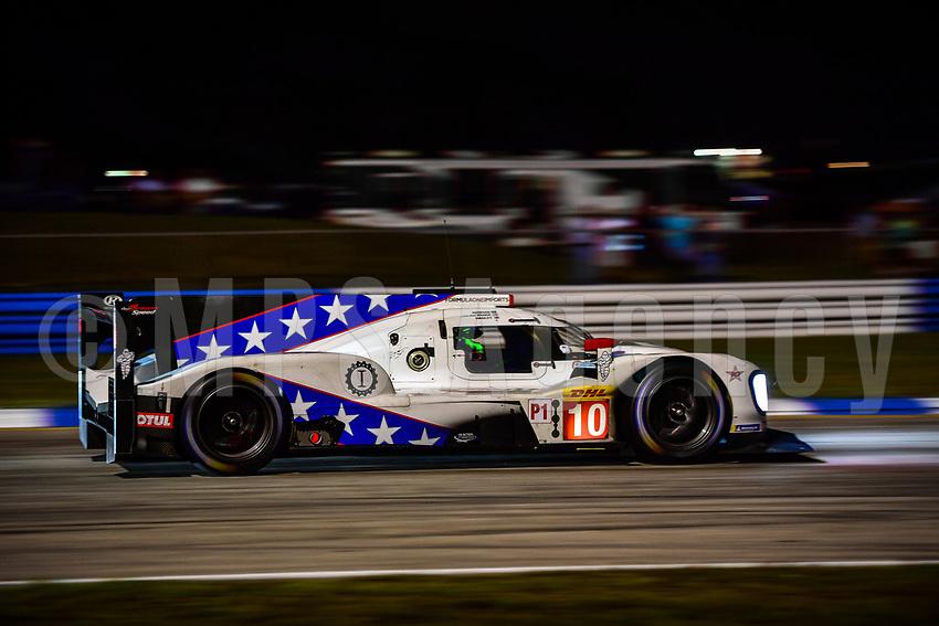 #10 DRAGONSPEED (USA) BR ENGINEERING BR1 GIBSON LMP1 HENRIK HEIDMAN (SWE) BEN HANLEY (GBR) RENGER VAN DER ZANDE (NLD)