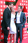 'Sex Tape' Barcelona - Photocall.<br /> Cameron Diaz, Jason Segel and Rob Lowe pose during a photocall for their latest film 'Sex Tape'.