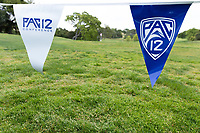 STANFORD, CA - APRIL 24: Stanford Golf Course at Stanford Golf Course on April 24, 2021 in Stanford, California.