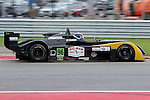 Daniel Mancini (96), Performance Tech driver in action during the ALMS/WEC practice sessions at the Circuit of the Americas race track in Austin,Texas.