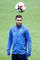 Israel's Tomer Hemed during training session. March 23,2017.(ALTERPHOTOS/Acero) /NortePhoto.com